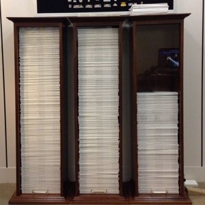 Federal Register of new Regulations for 2013 ONLY!  80,000 Pages.  Good thing we aren't like the Pharisees.