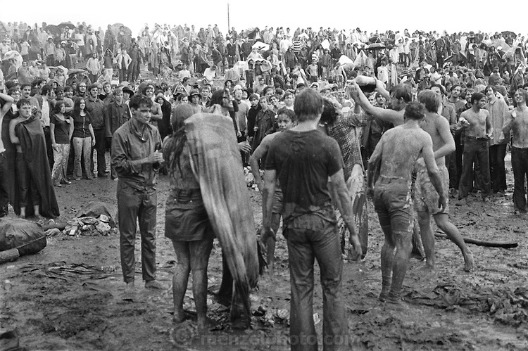Why go to the moon or spread the gospel when you can have an orgy in the mud?