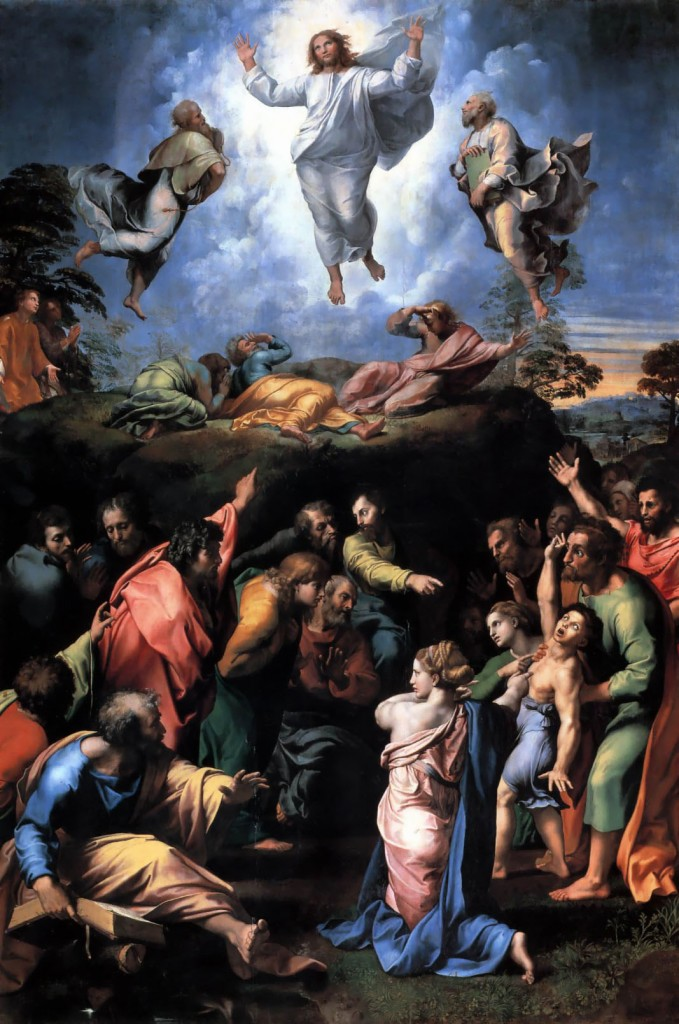 Raphael, The Transfiguration.